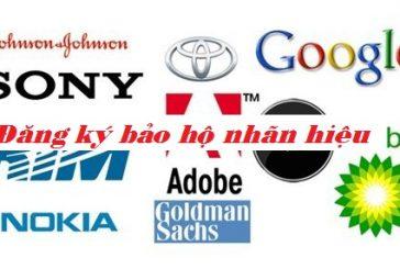 Thủ tục đăng ký bảo hộ nhãn hiệu