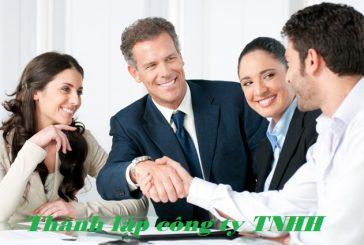 Thủ tục thành lập công ty TNHH