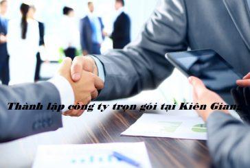 Thành lập công ty trọn gói tại Kiên Giang