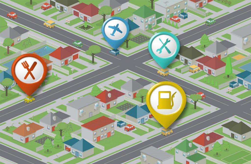 Hình minh họa - Địa điểm kinh doanh