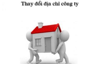 Thủ tục thay đổi địa chỉ công ty tại Kiên Giang