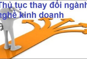 Thủ tục bổ sung ngành nghề kinh doanh tại Kiên Giang năm 2020